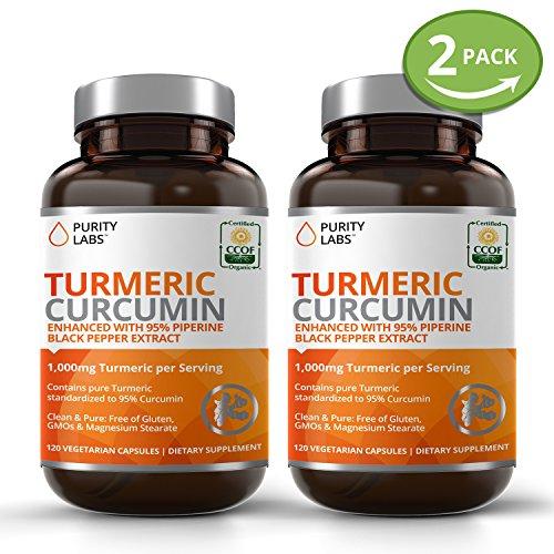 Bottle Bundle Certified Supplement Curcuminoids
