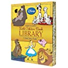 Disney Classics Little Golden Book Library (Disney Classic)