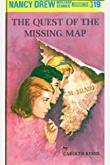 Nancy Drew 19: The Quest of the Missing Map (Nancy Drew Mysteries) Kindle Edition
