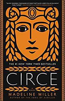 Circe by Madeline Miller fantasy book reviews