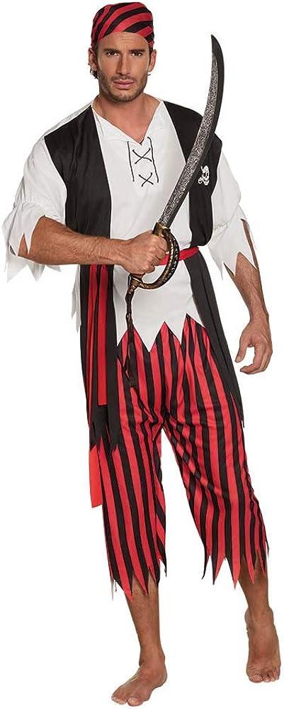 Boland-22998 Disfraces para adultos, color blanco/rojo/negro, M/L (Ciao Srl 22998)
