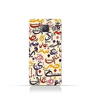 AMC Design Cover for Samsung Galaxy A5 - Multi Color