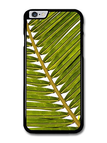 Nature Natural Wildlife Palm Leaf Photography with Beautiful Sky case for iPhone 6 Plus 6S Plus