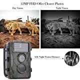 Tools & Hardware : Benlet H9 Outdoor HD Waterproof Infrared Hunting Camera Set Trail Cameras