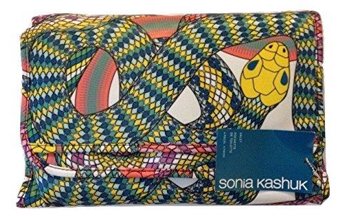 Valet Design (Sonia Kashuk Hanging Valet Organiser Bag Pouch Purse Travel Snake Design)