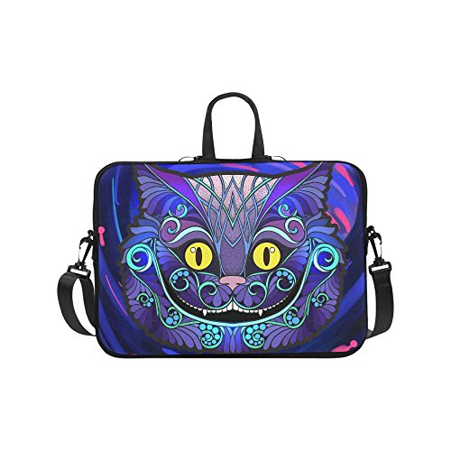 Laptop Computer Sleeves 15 15.2 Inch Fairy Tale Alice Cat Ne