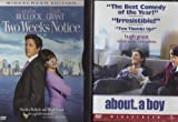 About A Boy , Two Weeks Notice : Hugh Grant Comedy 2 Pack Collection