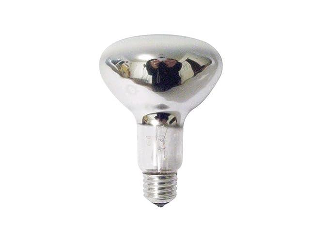 Lampada r e w incandescenza smerigliata compatibile per