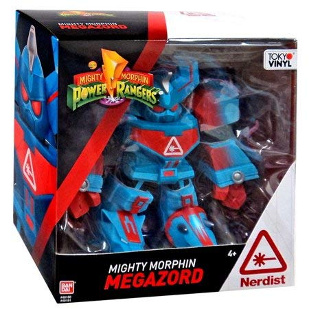 Tokyo Vinyl Mighty Morphin Power Rangers Megazord Nerdist