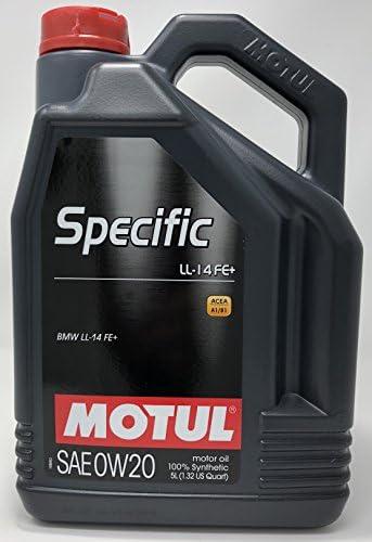 Motul 107389 Specific Ll 14 Fe 0w20 Auto