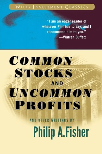 Common Stocks and Uncommon Profits and Other (Stock Writing)