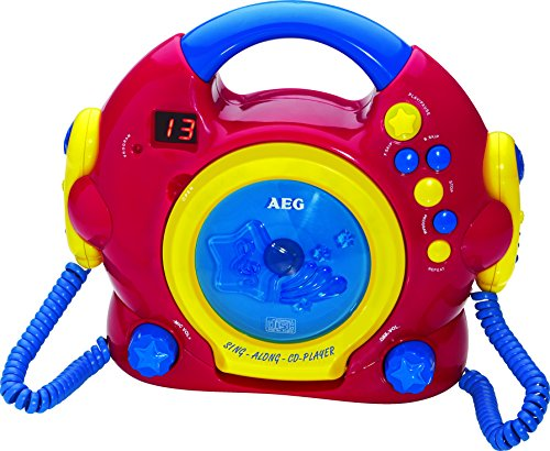 AEG CDK 4229 Karaoke CD Player