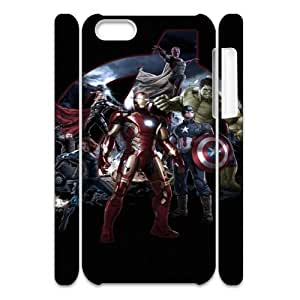 R-N-G5063938 3D Art Print Design Phone Back Case Customized Hard Shell Protection Iphone 5C