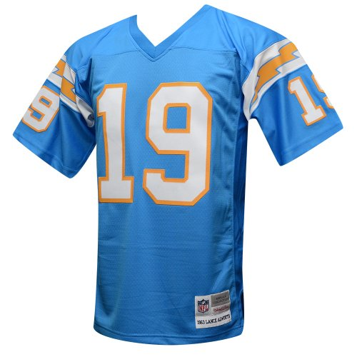 San Diego Chargers Throwback Jersey - 4
