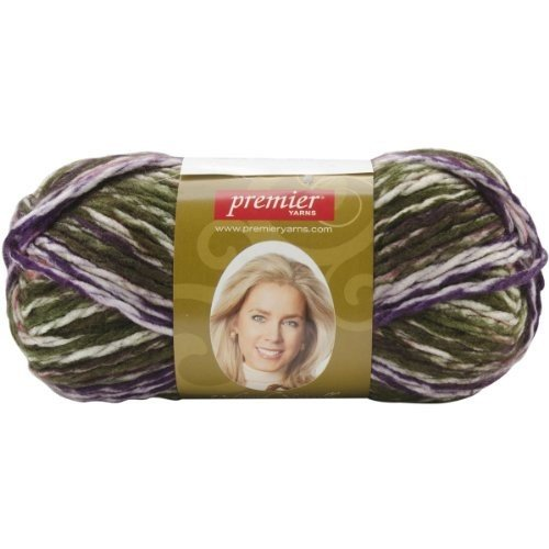 Yarn Leaf - Deborah Norville Collection Serenity Chunky Variegated Yarn-Leaves