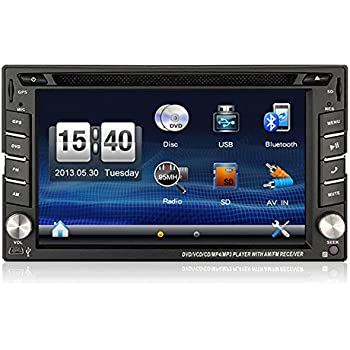 car dvd gps sat navigation head unit auto. Black Bedroom Furniture Sets. Home Design Ideas