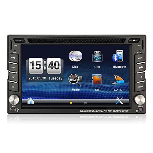 Car DVD GPS Sat Navigation Head Unit Auto Radio for Hyundai