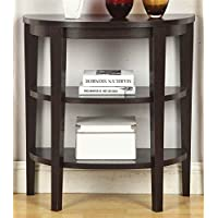 2-Shelf Console Table