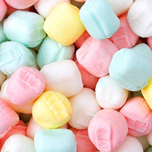 Assorted Pastel Buttermint Creams 1LB Bag