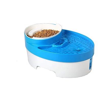 Fuente De Agua Multifuncional del Alimentador del Animal Doméstico del Dispensador del Agua De La Circulación