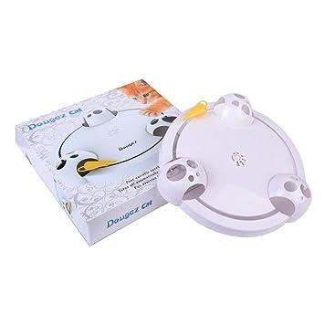 NanXi Mascota giratoria del Gato los Ratones del retén del Juguete ...