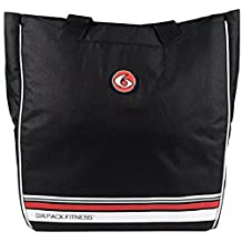 6 Pack Fitness Camille Tote with Insulated Meal Management System