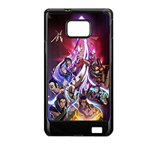 Generic Durable Back Phone Cover For Man Design With Avatar The Last Airbender For Samsung Galaxy S2 I9100 Choose Design 5