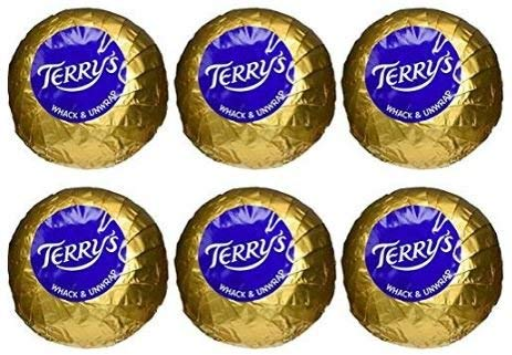Terry's Chocolate Orange, Dark Chocolate - 6 Pack