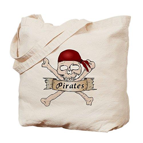 Disney Cruise Deck - Truly Teague Tote Bag Simply Pirates Skull & Crossbones
