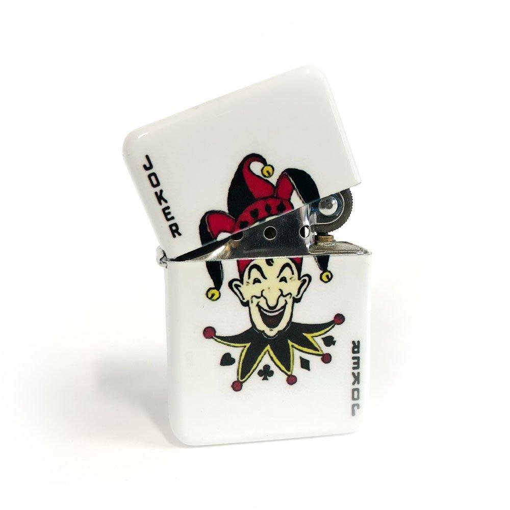 Joker flip lighter