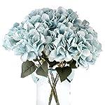 Blooming-Paradise-Artificial-Fake-5Flowers-Plants-Silk-Hydrangea-Arrangements-Wedding-Bouquets-Decorations-Plastic-Floral-Table-Centerpieces-Home-Kitchen-Garden-Party-Festival-Bar-DIYSky-Blue