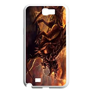 Reign of Fire samsung n2 7100 Phone Case Delicate Classic Interesting Trend Beautiful WZCP5005537
