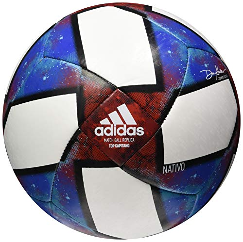 (adidas MLS Top Capitano Soccer Ball )