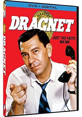 Dragnet - 20 Episodes + Digital Copy (Ideal Dvd Copy)