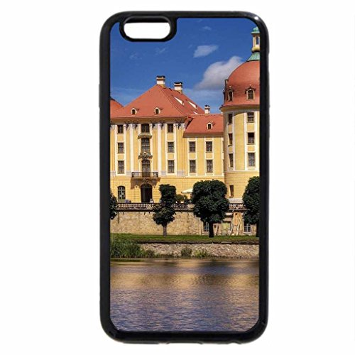 iPhone 6S / iPhone 6 Case (Black) French Palace
