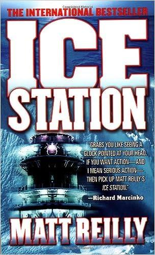 Matthew Reilly Ice Station Ebook