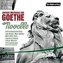 Novelle Hörspiel von Johann Wolfgang von Goethe Gesprochen von: Otto Collin, Käte Gold, Oskar Werner, Therese Giehse, Willy Birgel