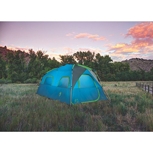 Coleman Camping 8 Person Instant Signal Mountain Tent