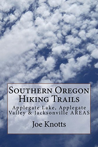 Southern Oregon Hiking Trails: Applegate Lake, Applegate Valley, and Jacksonville - Lake Woodlands Map