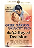 Valley of Decision [DVD] [Import]