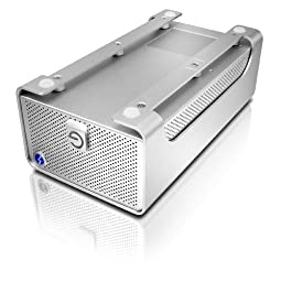 G-Technology G-RAID with Thunderbolt Professional Dual Drive Storage System 8TB (0G02272)