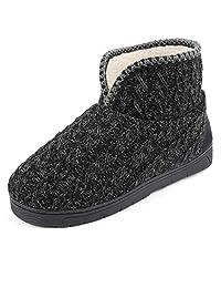 RockDove - Zapatillas de Punto para Hombre con Espuma viscoelástica