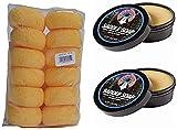 Decker Tack Sponges and Penguin Saddle Soap