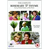The Complete Rosemary and Thyme DVD [6 Discs] Collection: Series 1, Series 2, Series 3 + Interviews / Behind-the-Scenes...