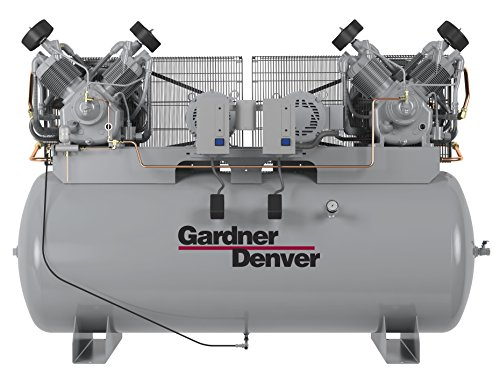 Gardner Denver Reward Series 10 HP Duplex Reciprocating C...