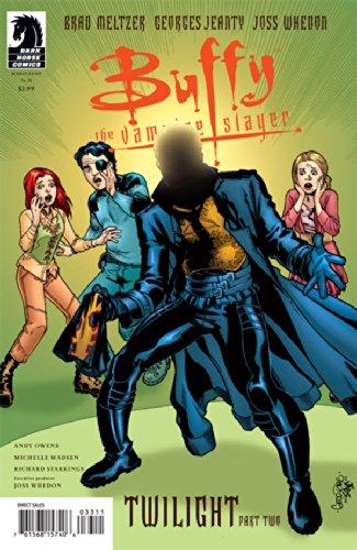 - Buffy the Vampire Slayer No. 33