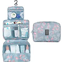 Hanging Travel Toiletry Bag Cosmetic Make up Organizer for Women and Girls Waterproof