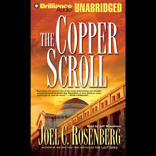The Copper Scroll: Political Thrillers Series #4