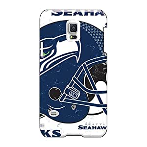 ZabrinaMcVeigh Samsung Galaxy S5 Mini Scratch Protection Phone Cover Allow Personal Design Colorful Seattle Seahawks Pictures [UYm8089wrxE]