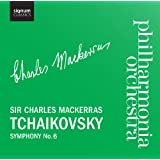 Tchaikovsky: Symphony No. 6; Mendelssohn: Overture to A Midsummer Night s Dream Op.21 (Philharmonia Orchestra / Sir Charles Mackerras)